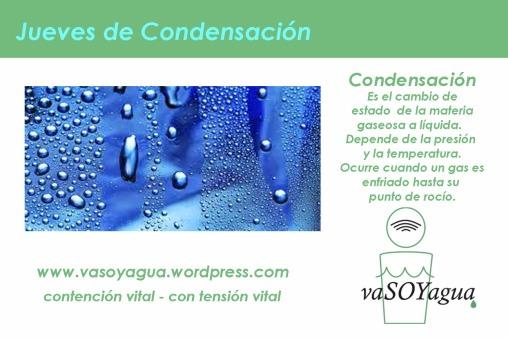 jueves condensacion
